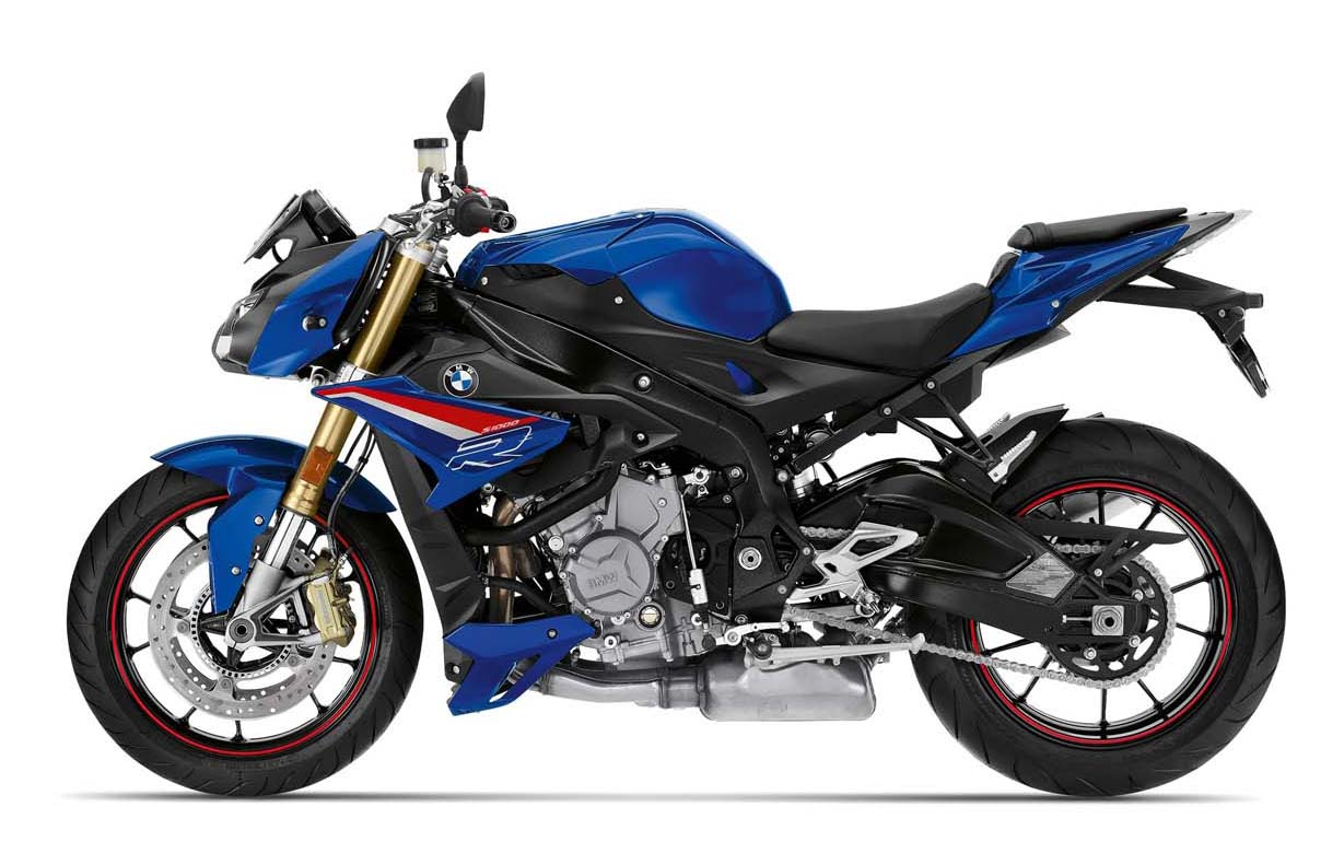 BMW S 1000R technical specifications